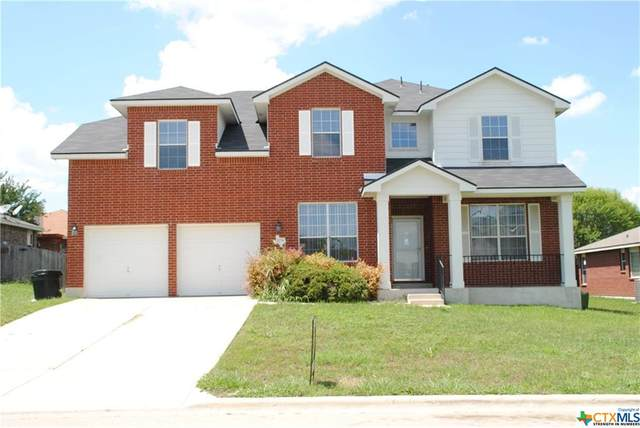 108 W Running Wolf Trail, Harker Heights, TX 76548 (#415210) :: All City Real Estate