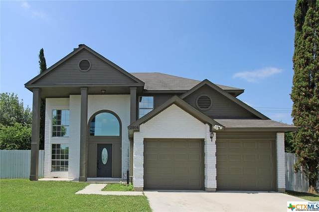 2806 Bluejay Drive, Killeen, TX 76549 (MLS #415239) :: The Zaplac Group