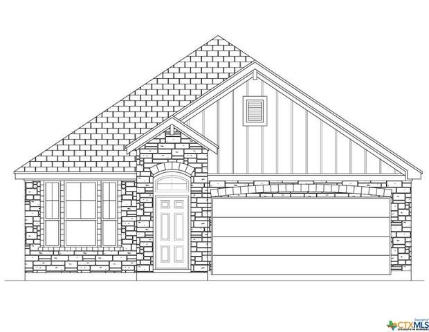 600 Skylar Heights Drive, Temple, TX 76502 (MLS #415253) :: Brautigan Realty