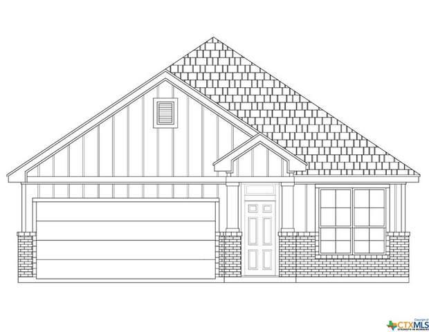604 Skylar Heights Drive, Temple, TX 76502 (MLS #415254) :: Brautigan Realty