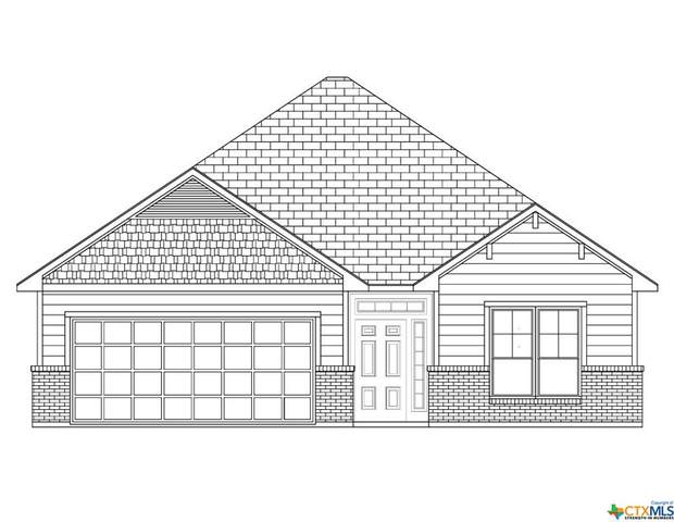 608 Skylar Heights Drive, Temple, TX 76502 (MLS #415255) :: Brautigan Realty