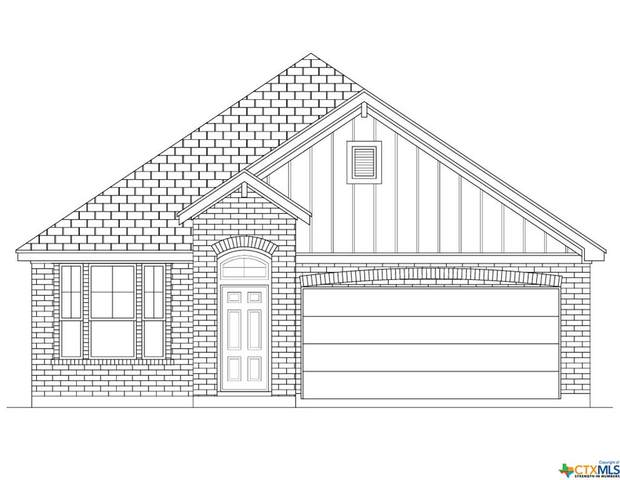 7422 Hudson Grove, Temple, TX 76502 (MLS #415261) :: Brautigan Realty