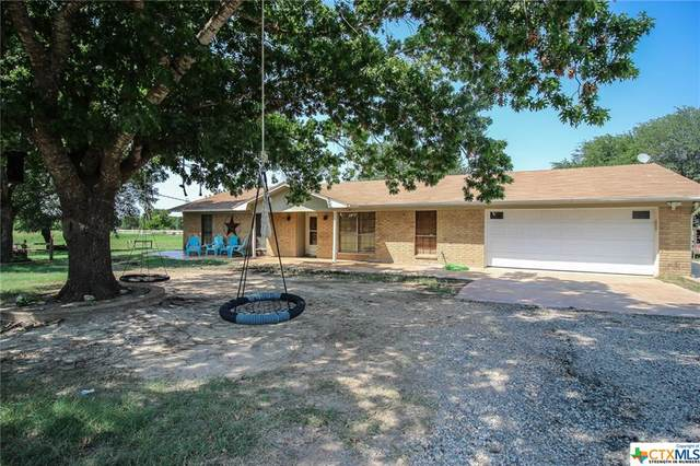 7044 Cedar Creek Road, Temple, TX 76504 (MLS #415271) :: The Real Estate Home Team