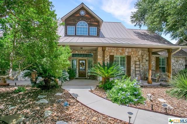 1014 Long Creek Boulevard, New Braunfels, TX 78130 (MLS #415277) :: The Zaplac Group