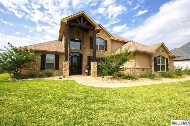 11047 Stinnett Mill Road, Salado, TX 76571 (MLS #415291) :: The Real Estate Home Team