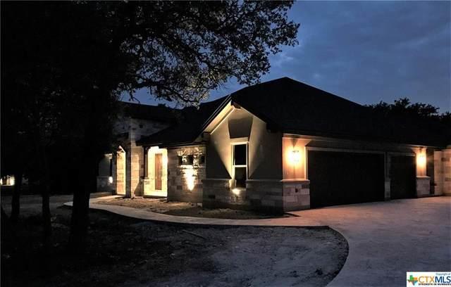 1171 Trails End Drive, Salado, TX 76571 (MLS #415304) :: HergGroup San Antonio Team