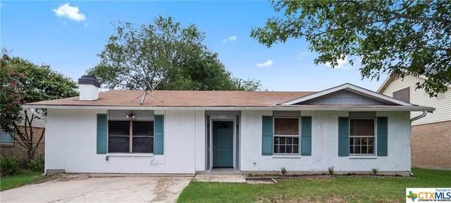 4805 Calle Nogal Street, Temple, TX 76502 (MLS #415333) :: Berkshire Hathaway HomeServices Don Johnson, REALTORS®