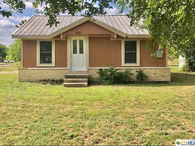 1110 E Avenue H, Lampasas, TX 76550 (MLS #416376) :: The Real Estate Home Team