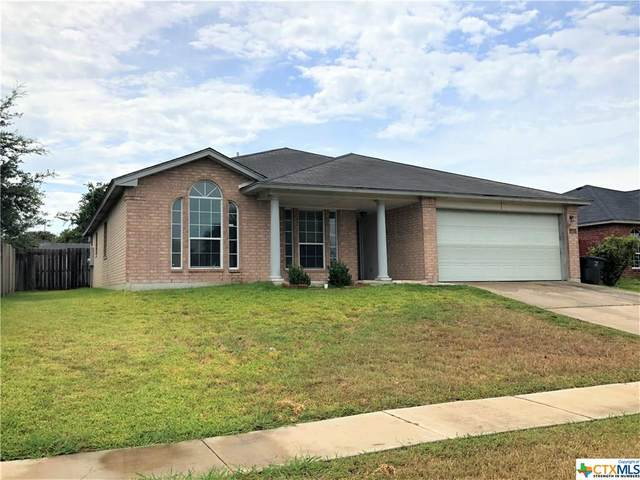 1413 Saddle Drive, Killeen, TX 76543 (MLS #416388) :: The Zaplac Group