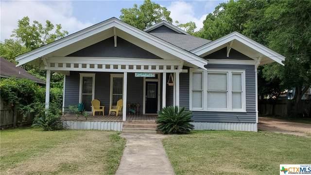 210 Coke Street, Yoakum, TX 77995 (MLS #416394) :: Kopecky Group at RE/MAX Land & Homes