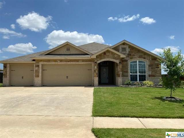 2506 Uvero Alto Drive, Killeen, TX 76549 (MLS #416413) :: The Zaplac Group