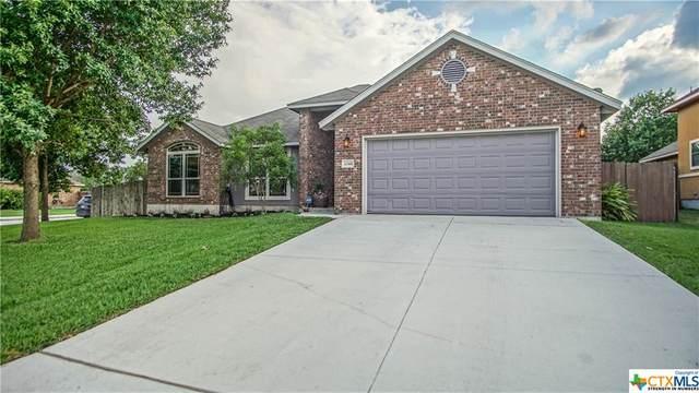 2244 Sun Pebble Way, New Braunfels, TX 78130 (MLS #416432) :: The Zaplac Group