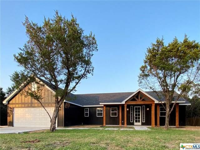15856 Salado Drive, Temple, TX 76502 (MLS #416439) :: HergGroup San Antonio Team