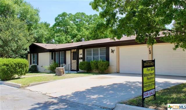 1156 Magazine Avenue, New Braunfels, TX 78130 (MLS #416441) :: The Zaplac Group