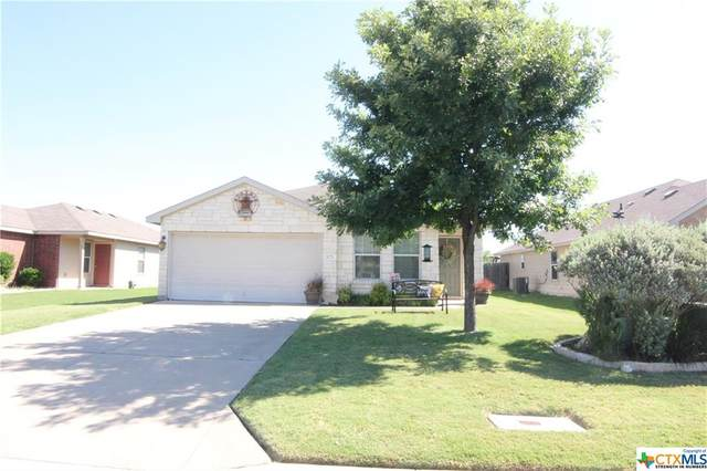 125 Bashaw Loop, Temple, TX 76502 (MLS #416448) :: RE/MAX Family