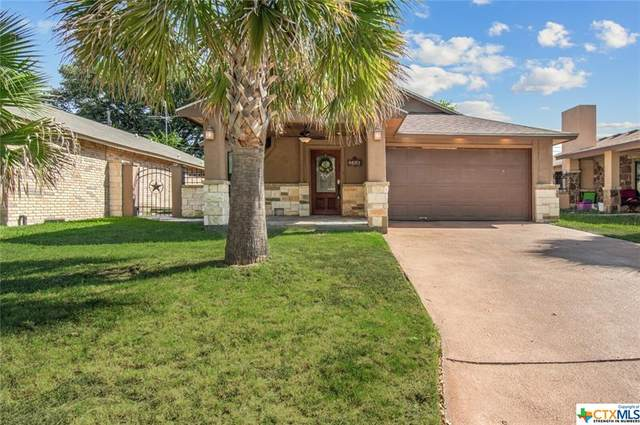 2706 Bowie Trail, Temple, TX 76502 (MLS #416456) :: Brautigan Realty