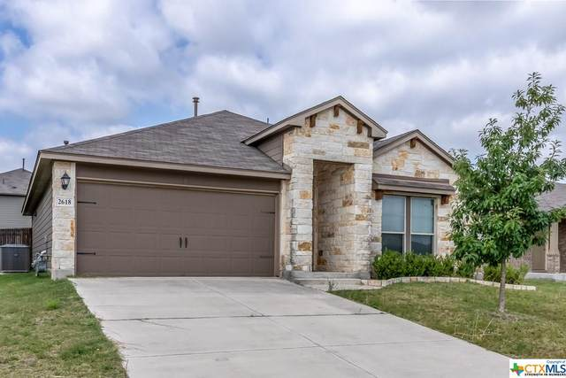 2618 Lonesome Creek Trail, New Braunfels, TX 78130 (MLS #416480) :: The Zaplac Group
