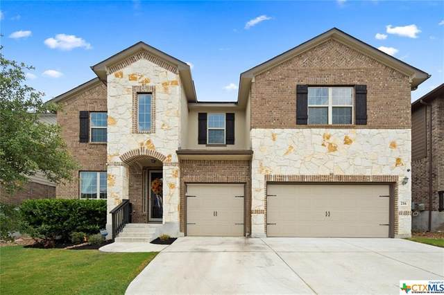 216 Scenic Vista, Cibolo, TX 78108 (MLS #416507) :: Kopecky Group at RE/MAX Land & Homes