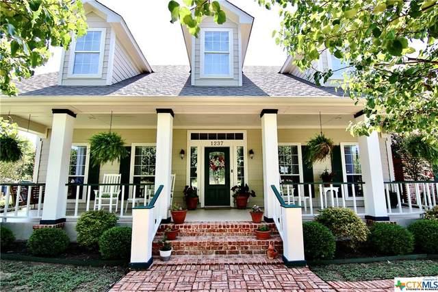 1237 Cedar Oaks Circle, Temple, TX 76502 (MLS #416532) :: The Real Estate Home Team