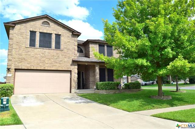 5406 Bridgewood Drive, Killeen, TX 76549 (#416534) :: Realty Executives - Town & Country