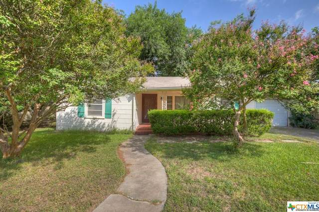 852 W Coll Street, New Braunfels, TX 78130 (MLS #416539) :: HergGroup San Antonio Team