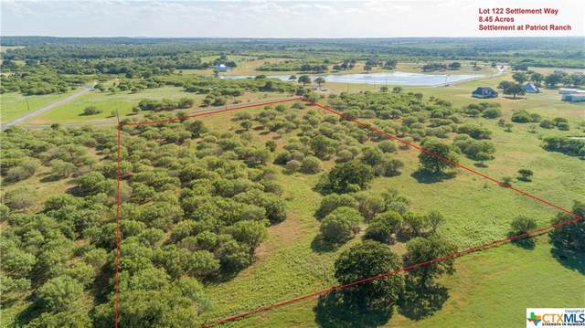 0 (Lot 122) Settlement Way, Luling, TX 78648 (MLS #416555) :: Brautigan Realty