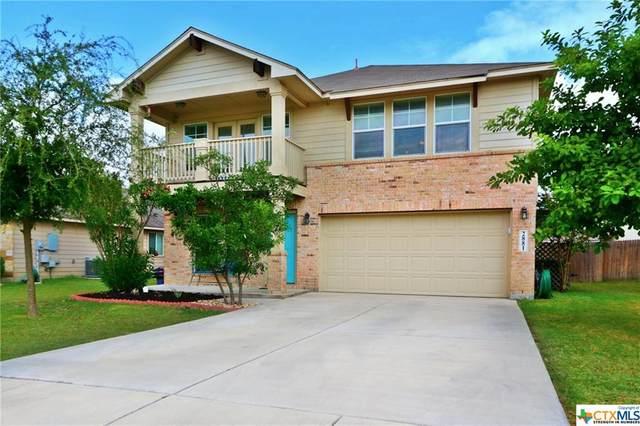 2881 Oakdell Trail, New Braunfels, TX 78130 (MLS #416569) :: HergGroup San Antonio Team