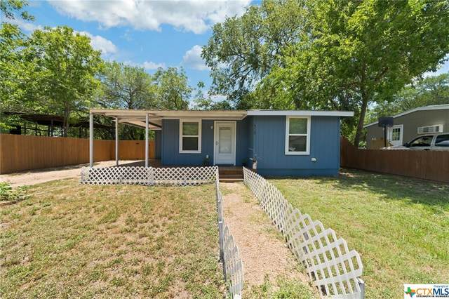 721 E Walnut Street, Seguin, TX 78155 (MLS #416640) :: RE/MAX Family