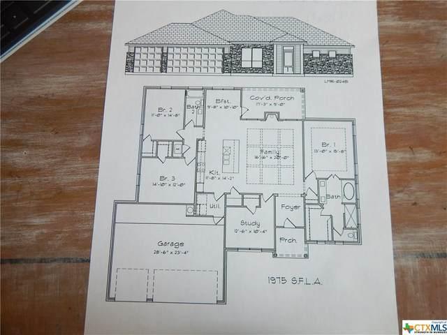 213 Slippery Elm Drive, Nolanville, TX 76559 (MLS #416651) :: The Real Estate Home Team