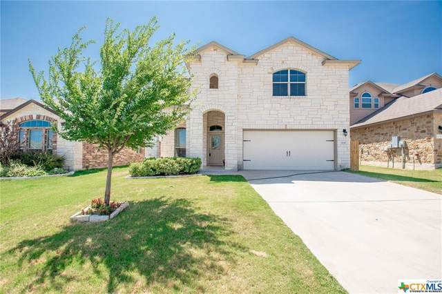 1230 Emerald Gate Drive, Temple, TX 76502 (MLS #416663) :: HergGroup San Antonio Team