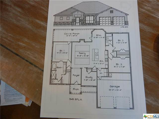 229 Slippery Elm Drive, Nolanville, TX 76559 (MLS #416671) :: The Real Estate Home Team