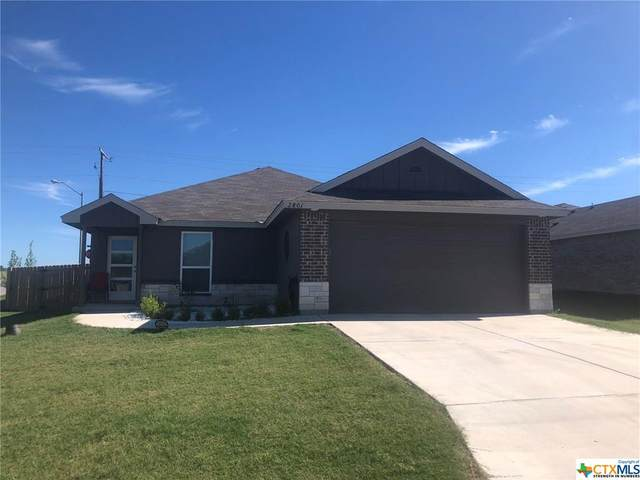 2801 Turning Creek Street, Temple, TX 76504 (MLS #416673) :: Brautigan Realty