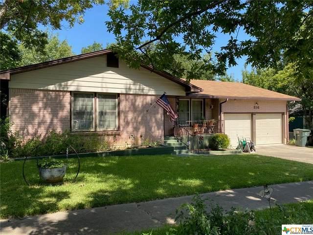 816 N 5th Street, Temple, TX 76501 (MLS #416699) :: Brautigan Realty