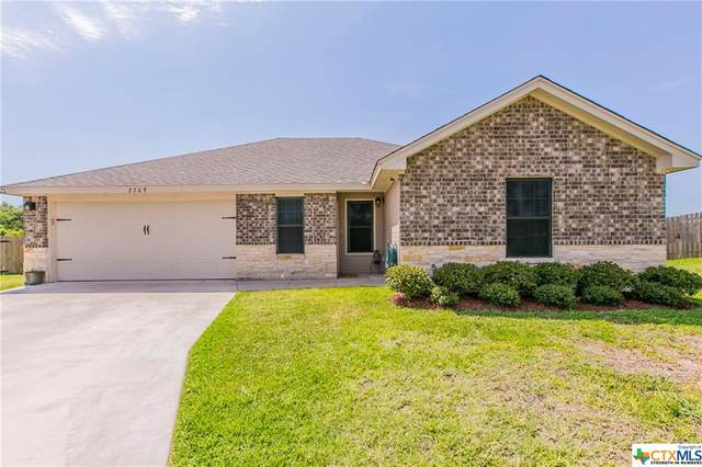 2709 Turning Creek Street, Temple, TX 76504 (MLS #416755) :: Brautigan Realty