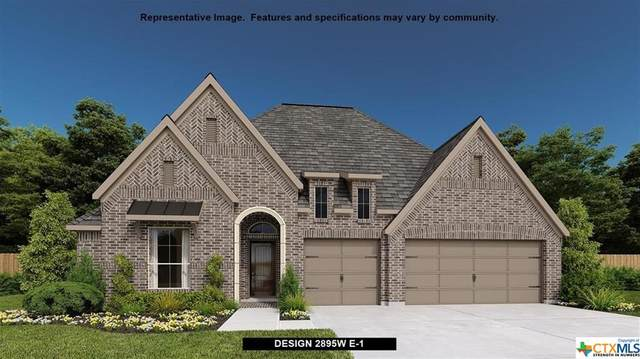 1181 Waddie Way, New Braunfels, TX 78132 (MLS #416764) :: The Zaplac Group