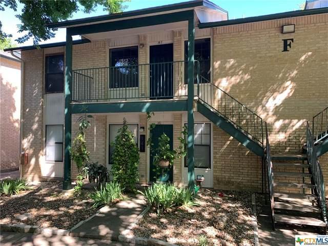 1624 Aquarena Springs Drive #142, San Marcos, TX 78666 (MLS #416791) :: Vista Real Estate