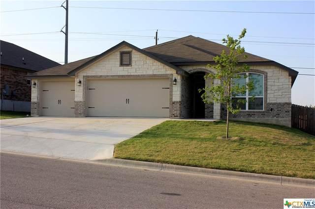 802 Ridgeview Drive, Temple, TX 76502 (MLS #416810) :: Carter Fine Homes - Keller Williams Heritage