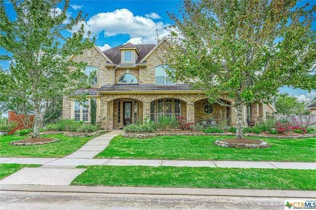 4918 Cross Creek Lane, League City, TX 77573 (MLS #416813) :: RE/MAX Family