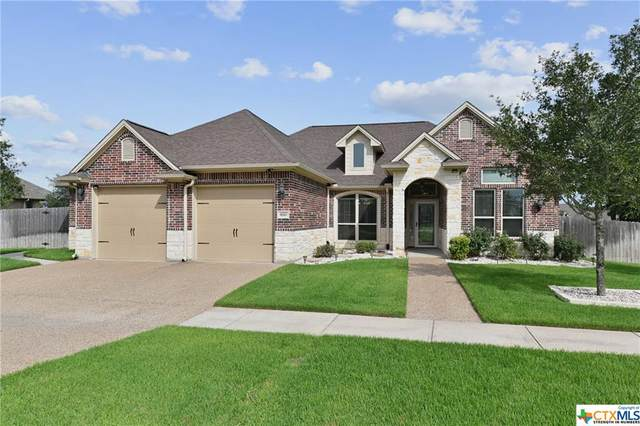 4642 River Rock Drive, Bryan, TX 77808 (MLS #416962) :: The Real Estate Home Team