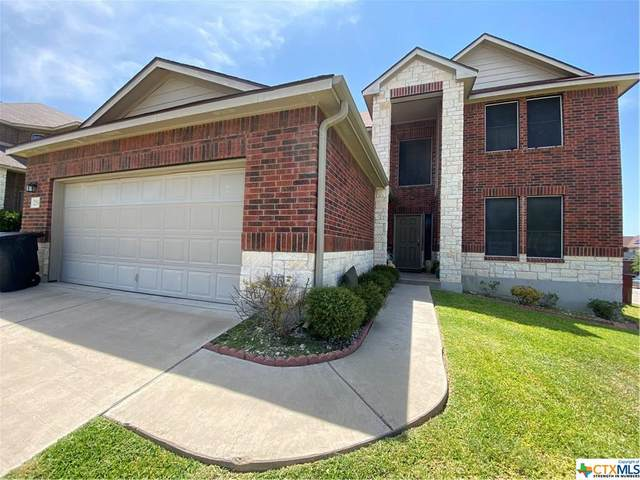 2530 Red Fern Drive, Harker Heights, TX 76548 (MLS #417079) :: Brautigan Realty