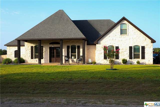11079 Stinnett Mill Road, Salado, TX 76571 (MLS #417080) :: The Zaplac Group