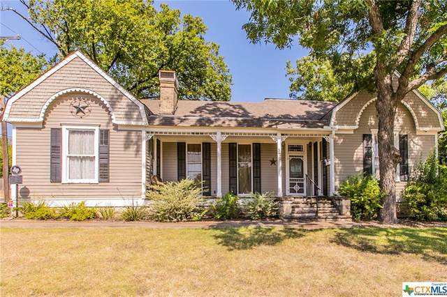 520 S Main Street, Belton, TX 76513 (MLS #417195) :: The Myles Group