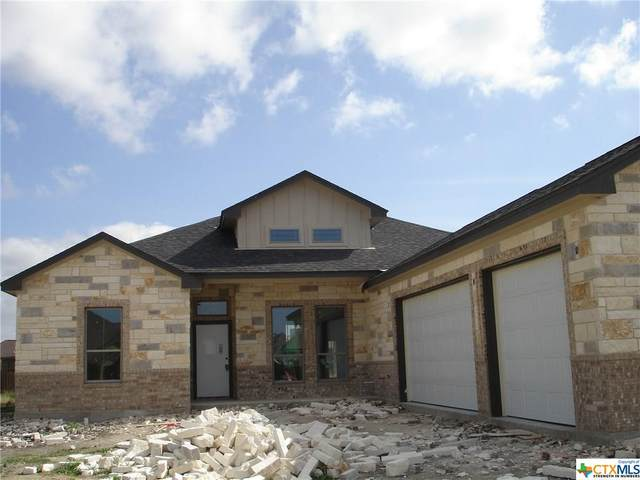 104 Don Court, Jarrell, TX 76537 (MLS #417201) :: The Real Estate Home Team