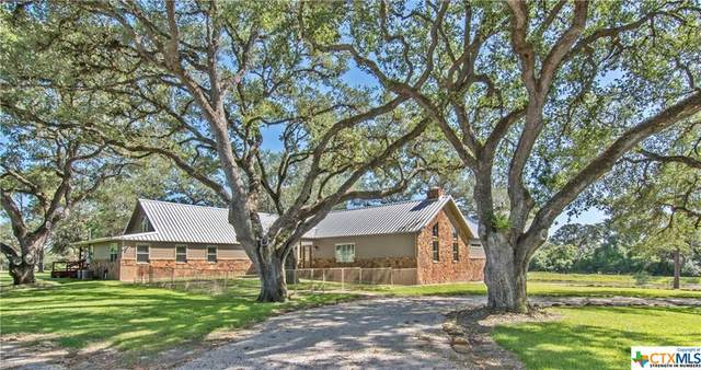 1165 Benbow Road, Inez, TX 77968 (MLS #417233) :: Kopecky Group at RE/MAX Land & Homes