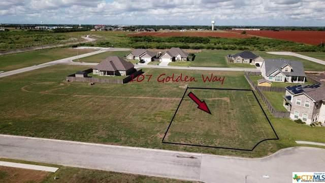 107 Golden Way, Port Lavaca, TX 77979 (MLS #417236) :: RE/MAX Land & Homes