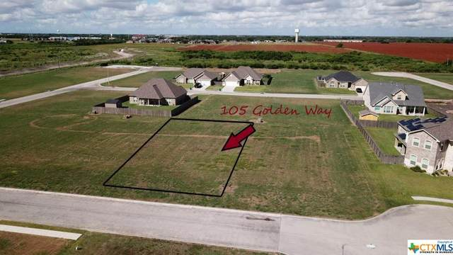 105 Golden Way, Port Lavaca, TX 77979 (MLS #417239) :: The Zaplac Group