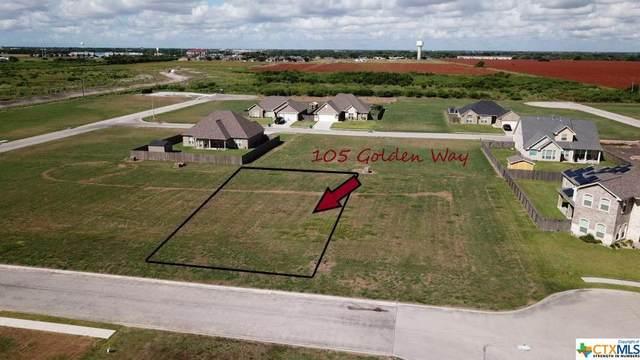 105 Golden Way, Port Lavaca, TX 77979 (MLS #417239) :: RE/MAX Land & Homes