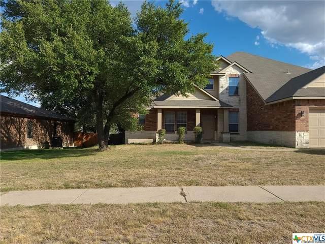 4900 Smoky Quartz Drive, Killeen, TX 76542 (MLS #417272) :: Vista Real Estate