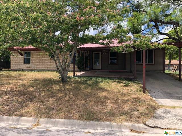 914 Georgetown Road, Lampasas, TX 76550 (MLS #417364) :: The Zaplac Group
