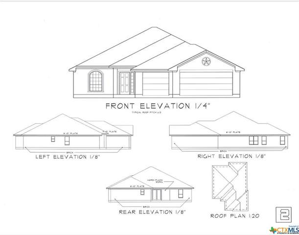 1208 Republic Circle, Copperas Cove, TX 76522 (MLS #417502) :: Carter Fine Homes - Keller Williams Heritage